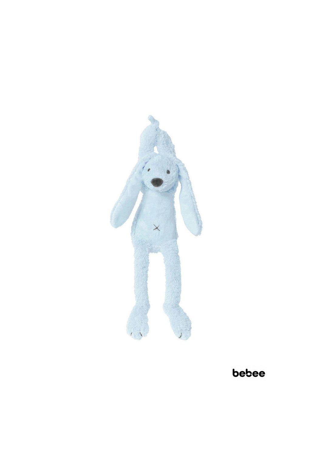 zajacik richie hudobny modry 34 cm happy horse