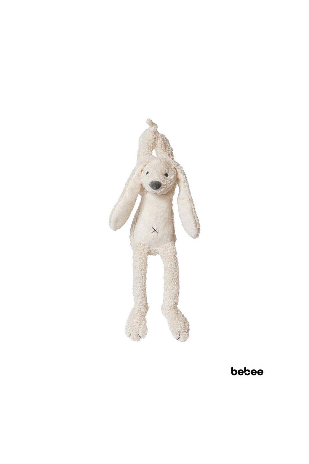 zajacik richie hudobny smotanovy 34 cm happy horse