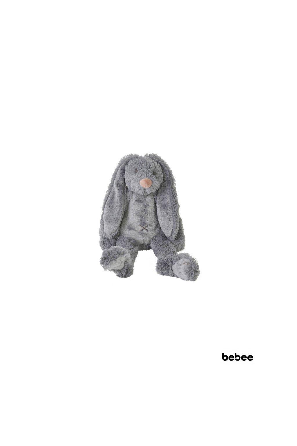 Zajačik Richie 28cm šedý | Happy Horse