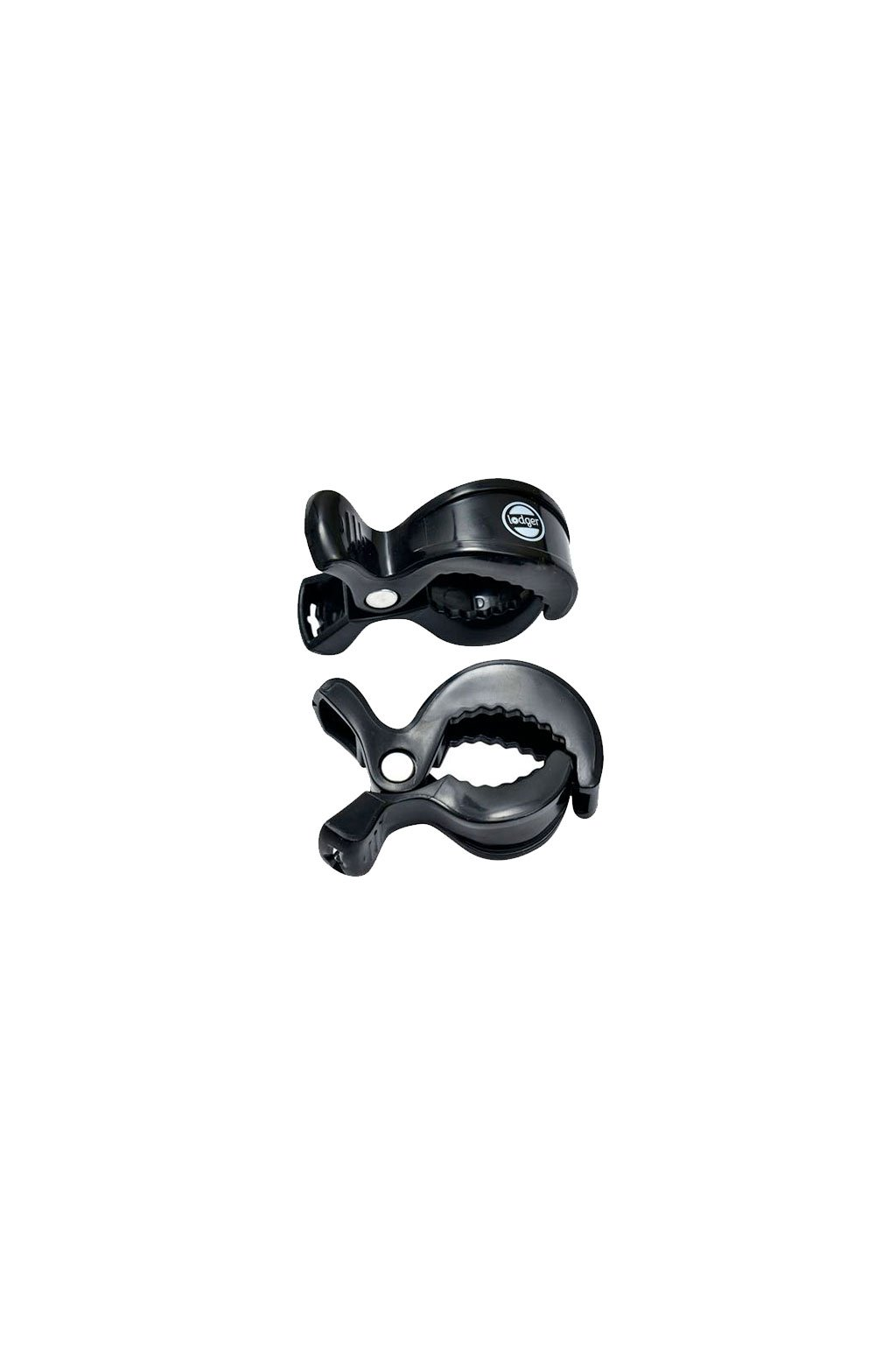 multifunkcny stipec swaddle clip black 2 ks lodger