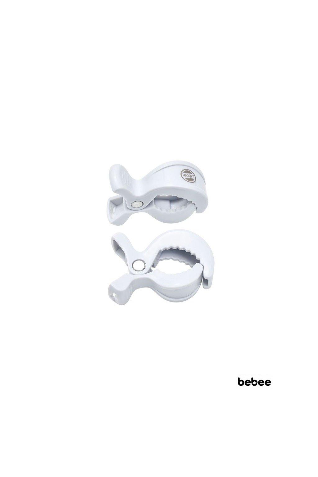 multifunkcny stipec swaddle clip white 2 ks lodger