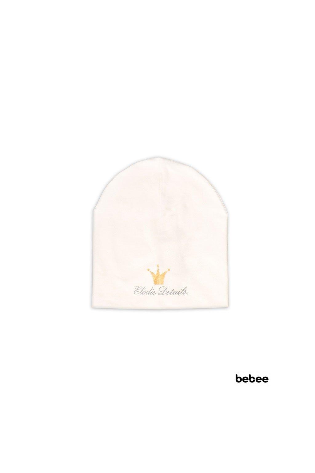 ciapka vanilla white elodie details