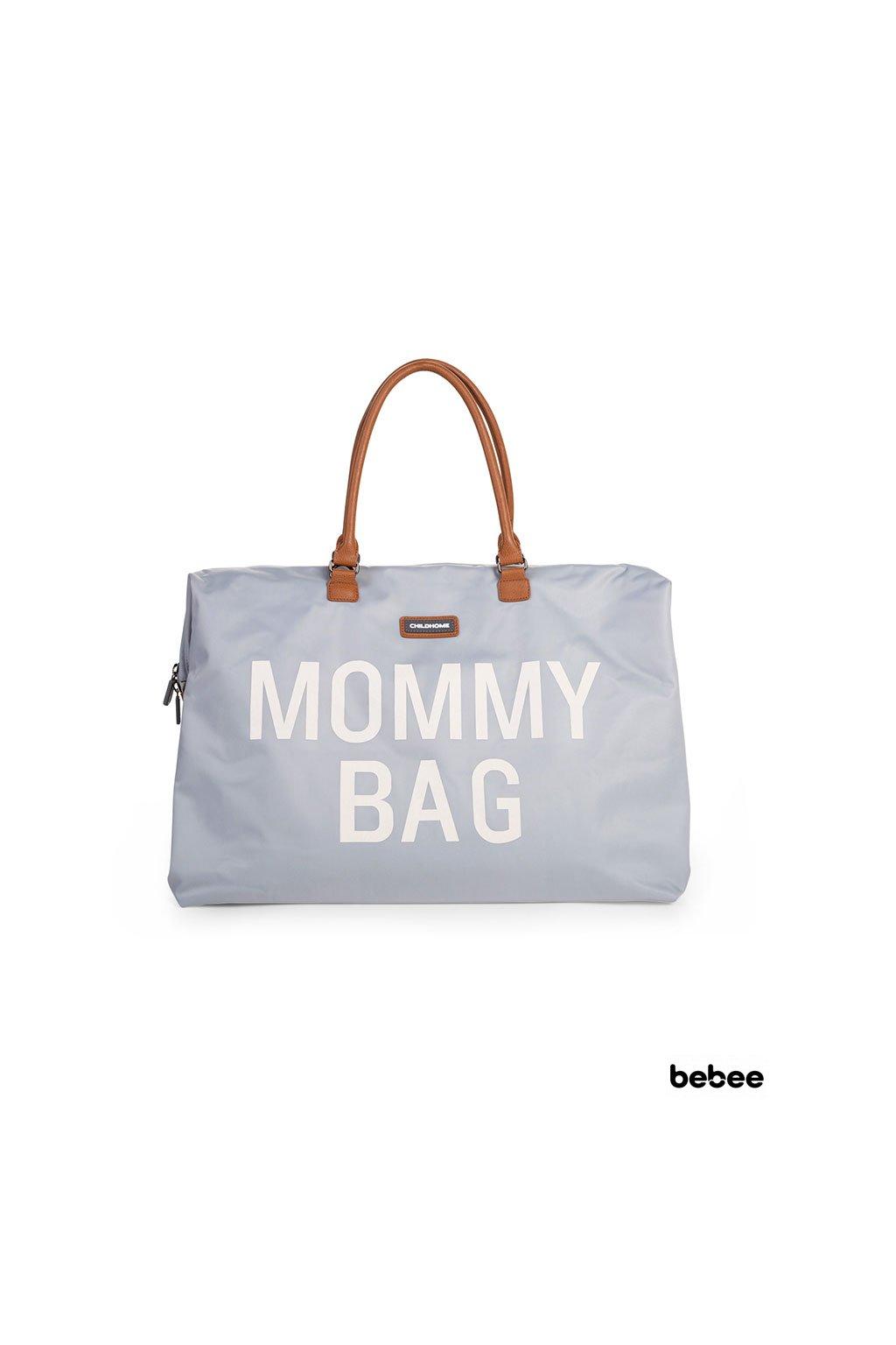Prebalovacia taska Mommy Bag Big Off White Childhome
