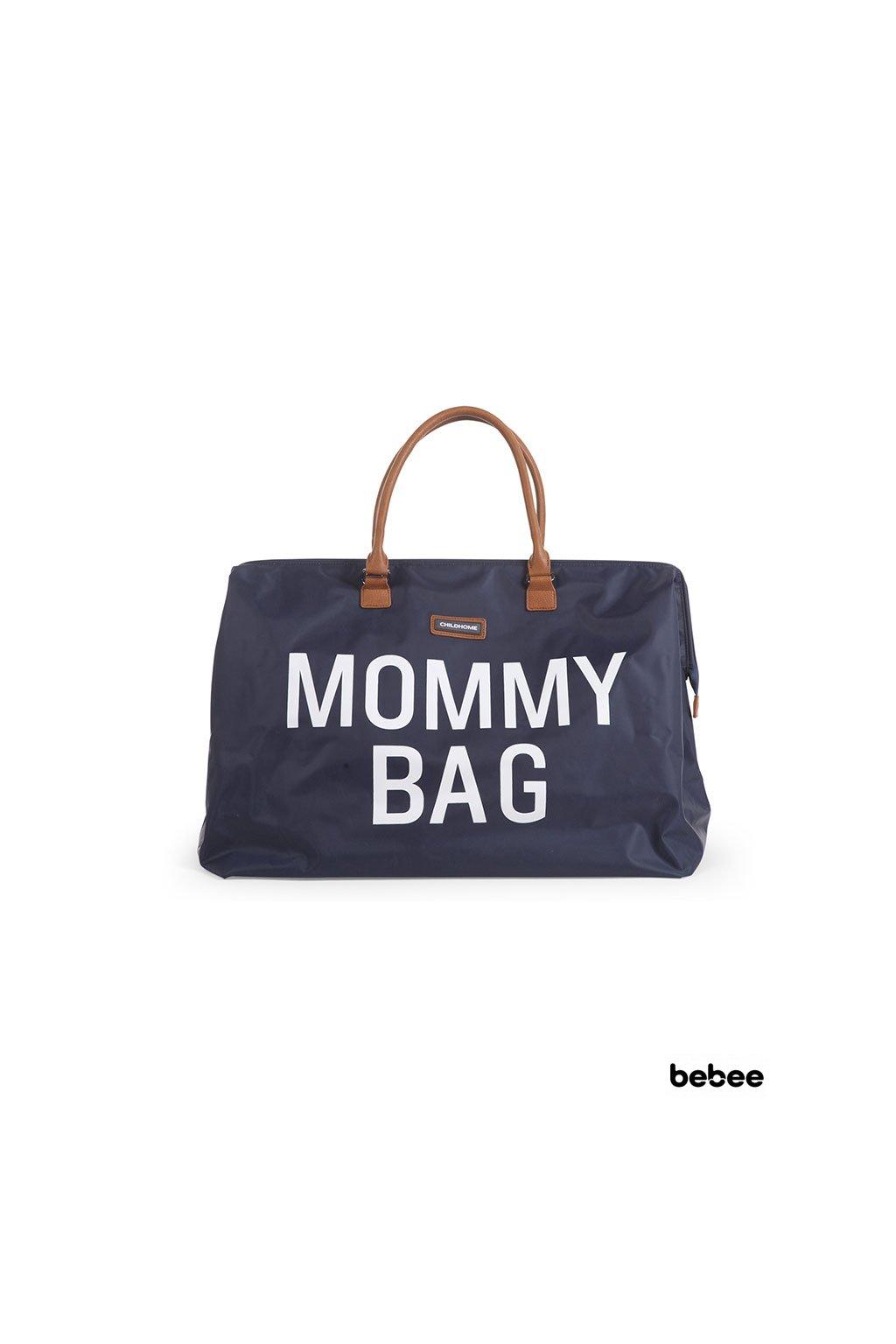 Prebalovacia taska Mommy Bag Navy Childhome