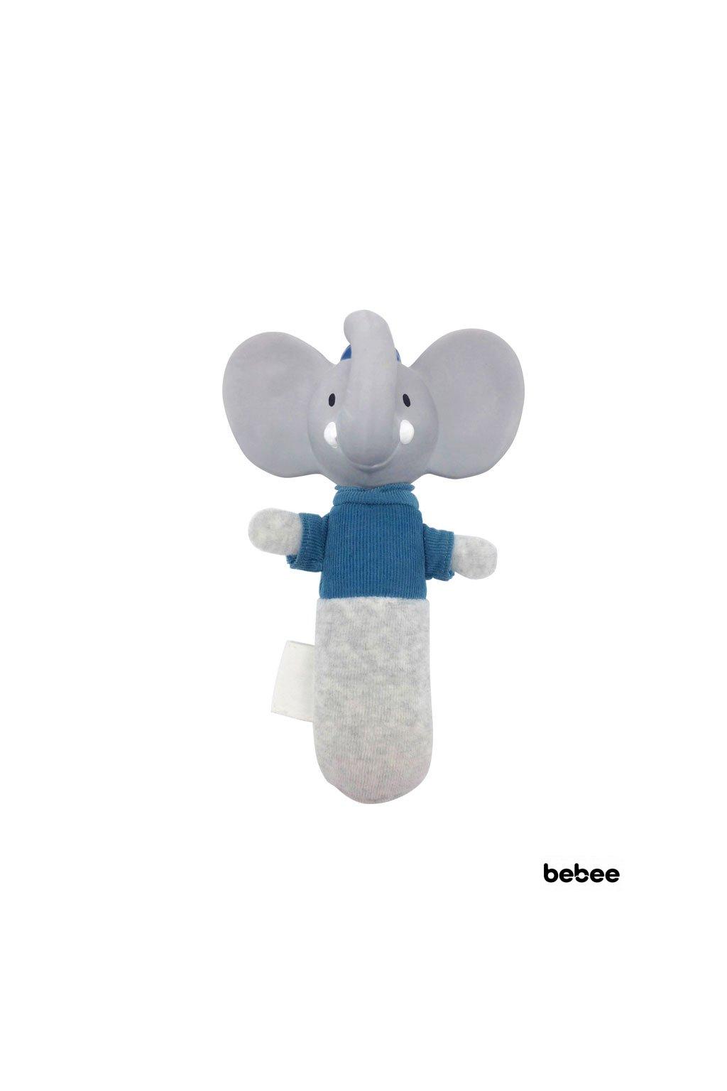 Piskatko hryzatko slonik Alvin Meiya&Alvin