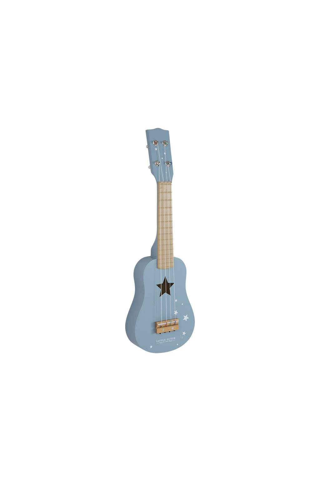 Gitara modra Little Dutch