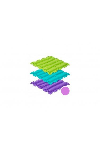masazne koberceky konare tvrde fialove