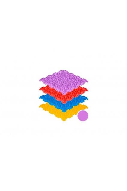 masazne koberceky akupunkturne tvrde fialove