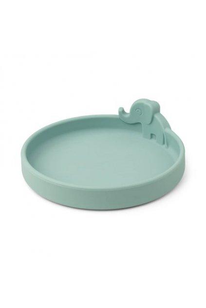 Peekaboo tanier Elphee modrý   Done by Deer