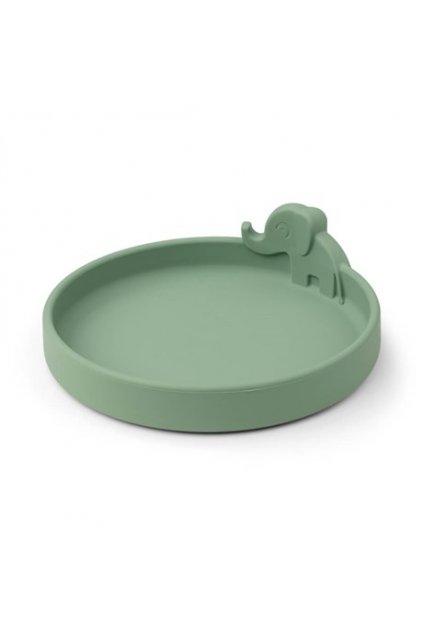 Peekaboo tanier Elphee zelený | Done by Deer
