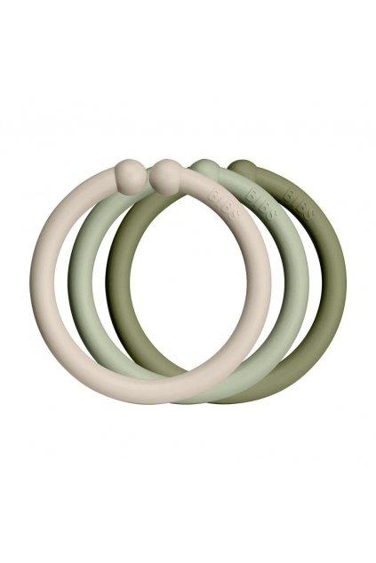 loops vanilla sage olive