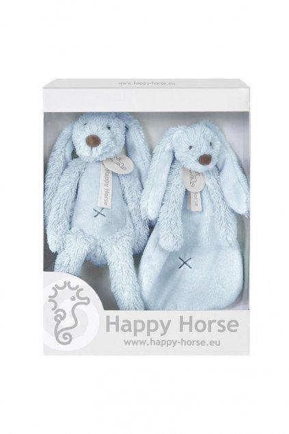 zajacik richie set modry happy horse