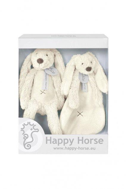 zajacik richie set smotanovy happy horse