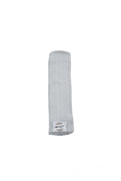 multifunkcna osuska swaddler solid 70 x 70 cm mist lodger