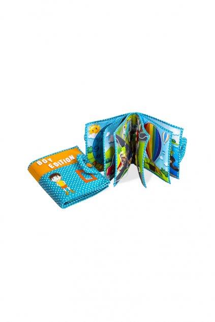 Interaktivna kniha chlapec Piqipi