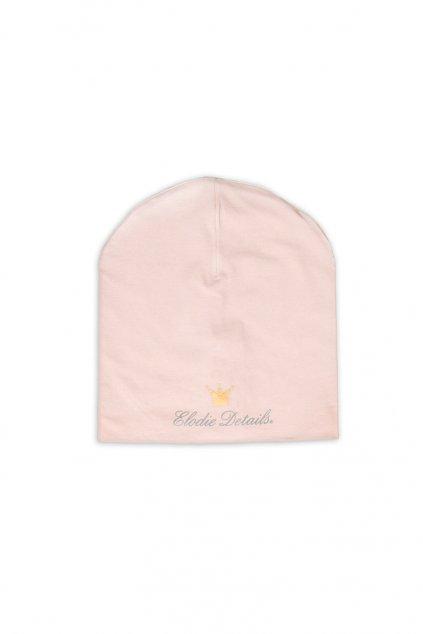 ciapka powder pink 0 6 m elodie details