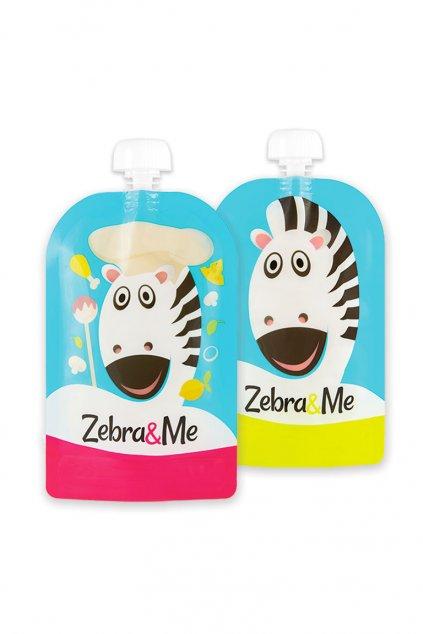 kapsicky na opakovane pouzitie 2 ks kuchar zebra zebra me