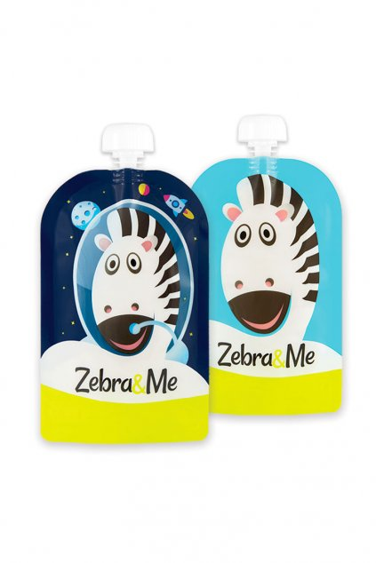 kapsicky na opakovane pouzitie 2 ks kozmonaut zebra zebra me 1
