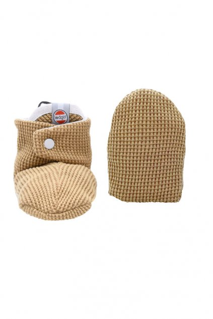 capacky slipper ciumbelle honey 0 3 6 m lodger