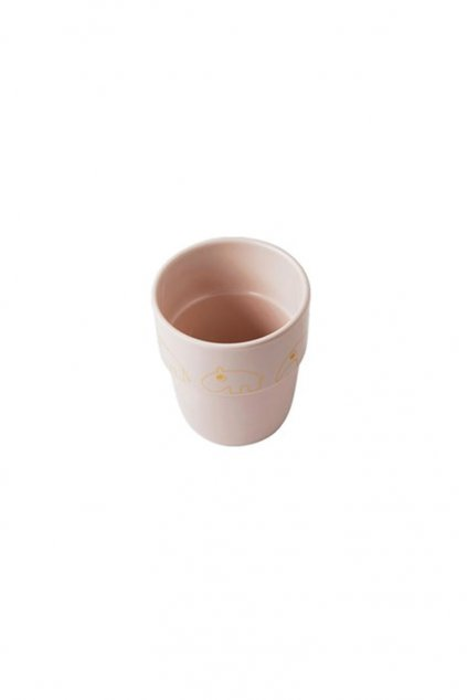 Hrncek Contour Yummy mug ruzova zlataDone by Deer