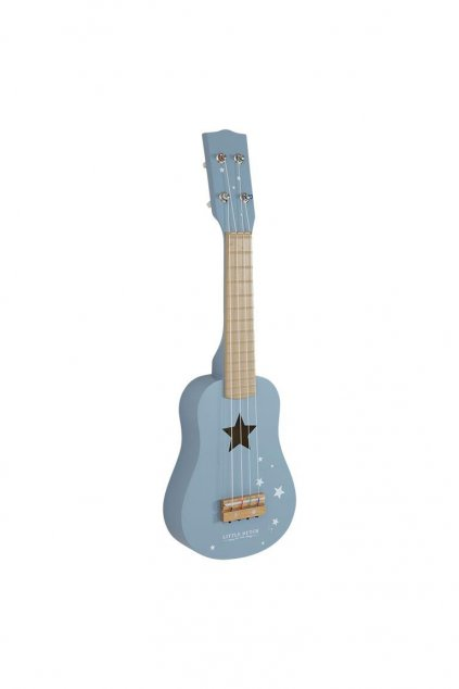 Gitara modra Little Dutch