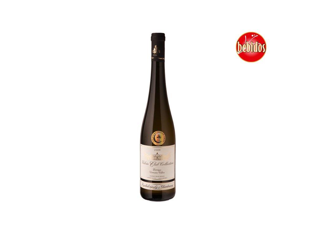 Ryzlink x Chardonnay