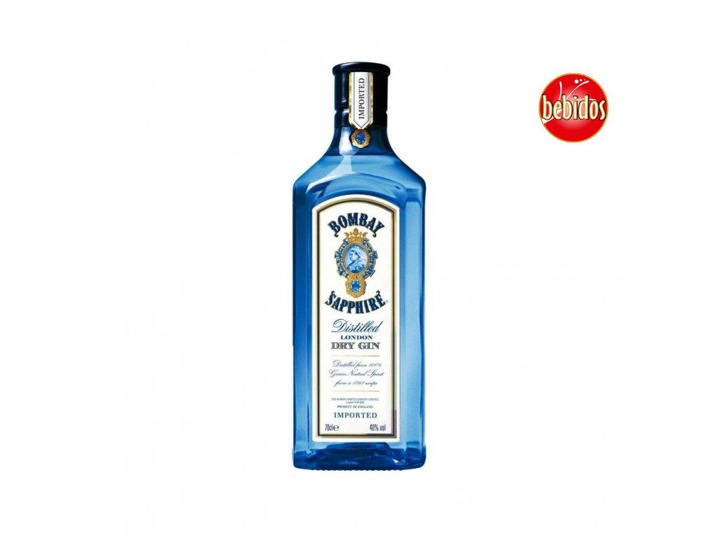 Gin Sapphire 0,5