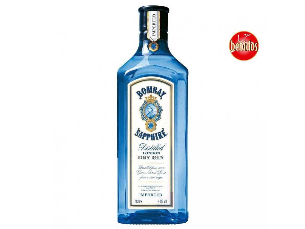 Gin Sapphire 1l