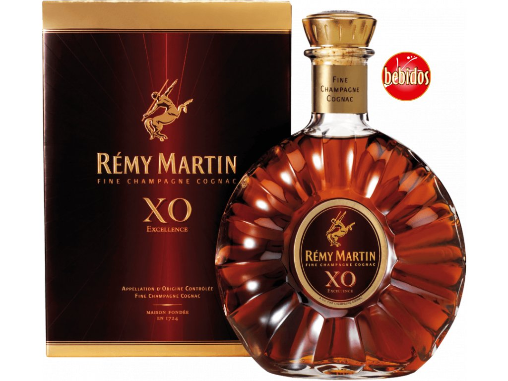 Remy Martin XO Excell. 40% 0,7l