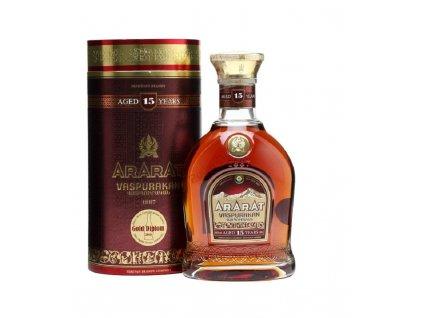 vyr 13900ararat vaspurakan 15 year old armenian brandy