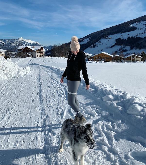 4 tipy, jak běhat v zimě