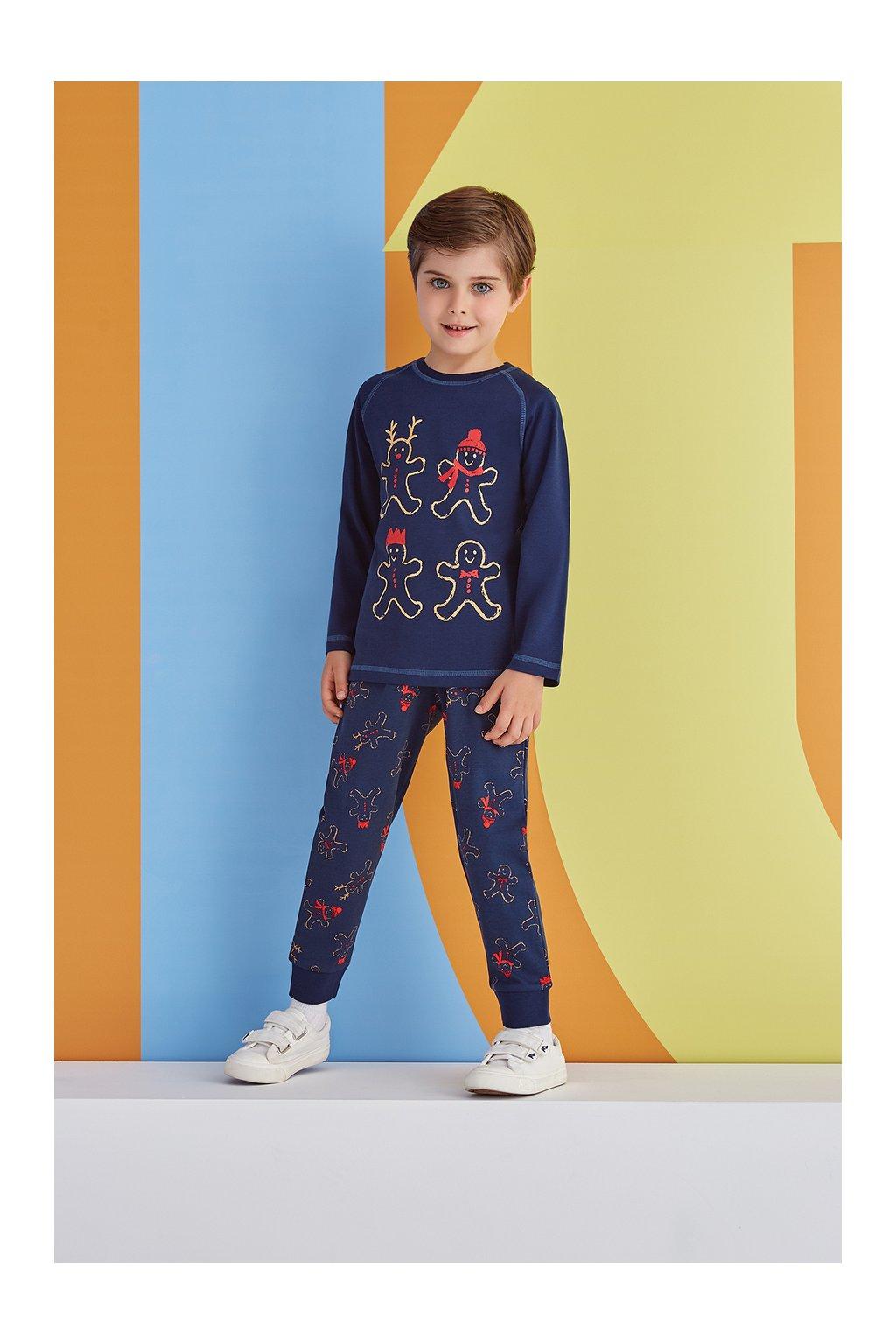 Chlapecké pyžamo s perníčky