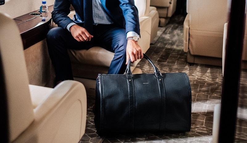 Jaká je ideální pánská cestovní taška? Kožená, univerzální a nadčasová