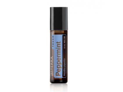 Peppermint touch doterra