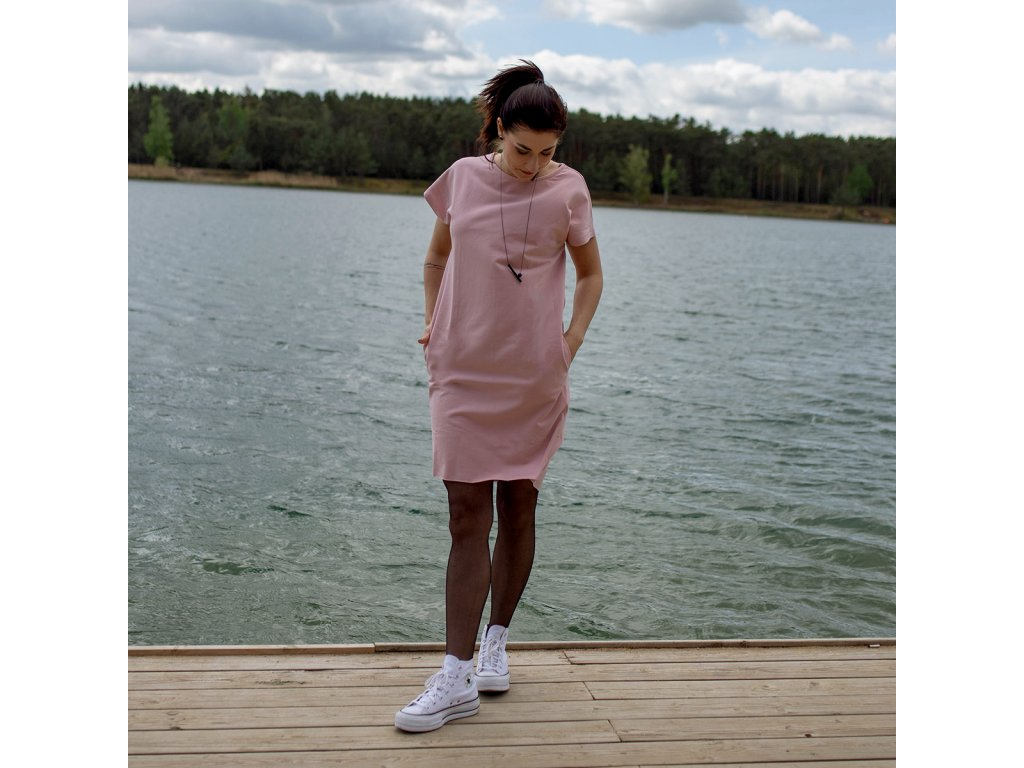 BEE STING SIMPLY CITY DRESS Double Circle 02 C