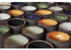 Svíčky v keramice