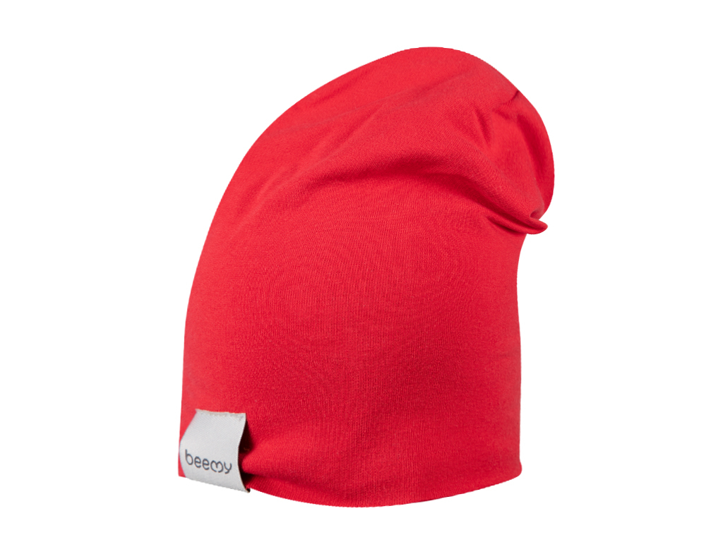 Čepice SIMPLE RED