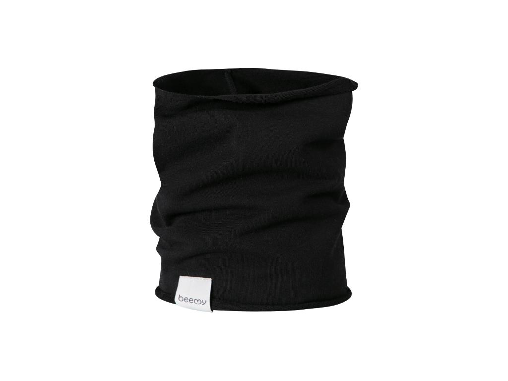 Nákrčník SIMPLE BLACK - TEPLÁKOVINA