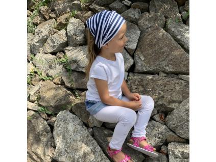Šátek na hlavu / čelenka COVE