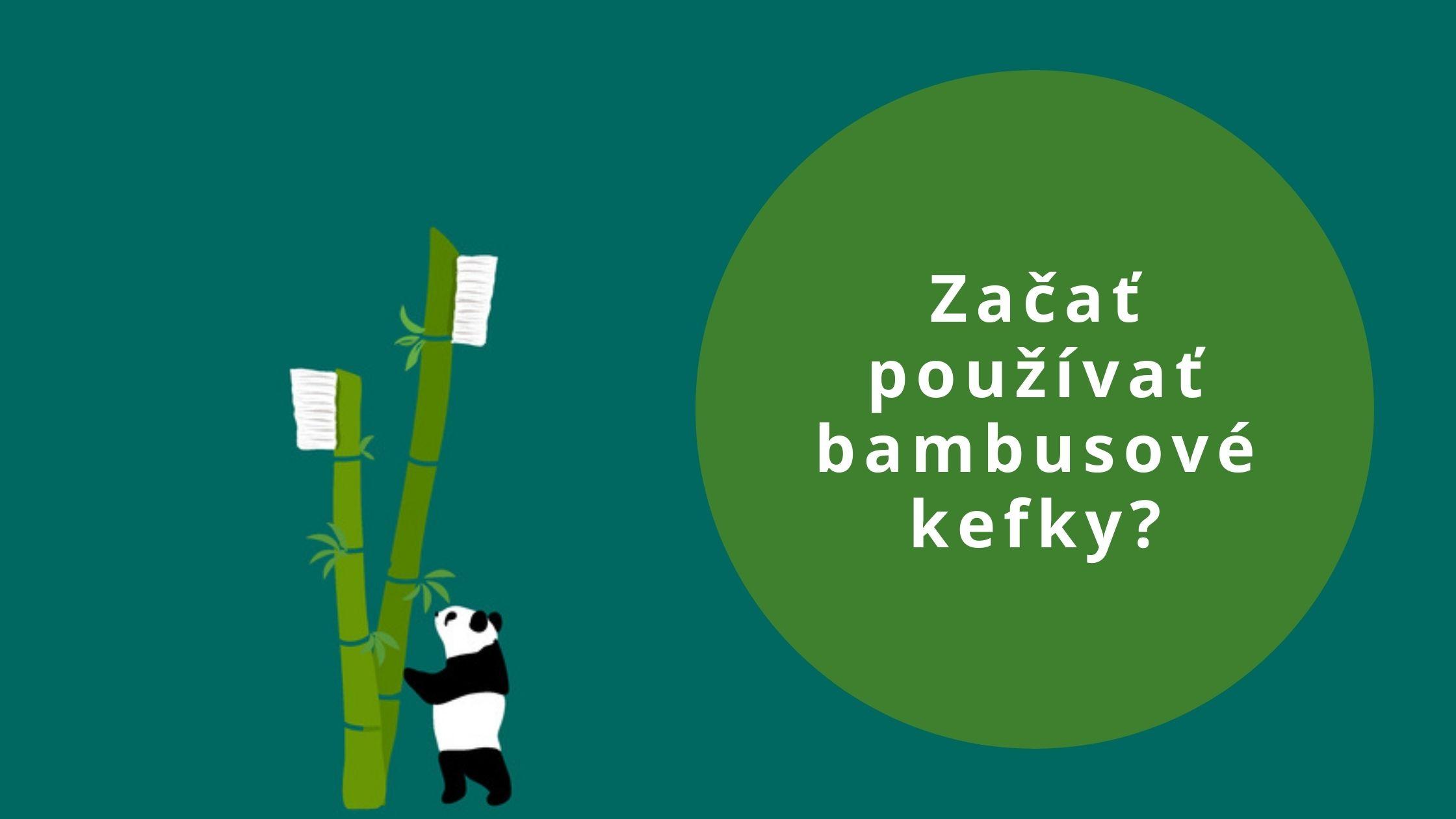 Začať používať bambusové kefky?