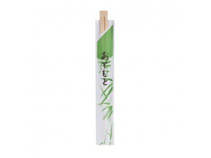 Bambusové paličky na čínu