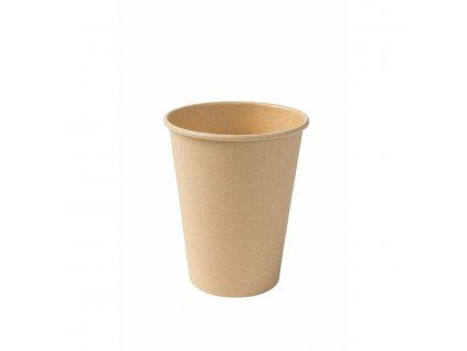 papierove pohare na kavu-nebielené, 300 ml