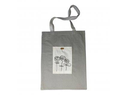 Bavlnená textilná taška