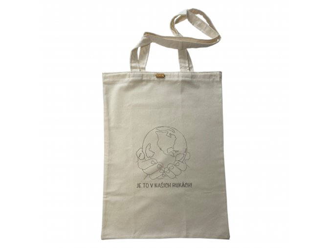 Eko bavlnená taška