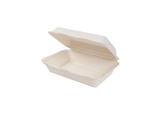 Eko obaly na jedlo-jednodielne, 1000 ml