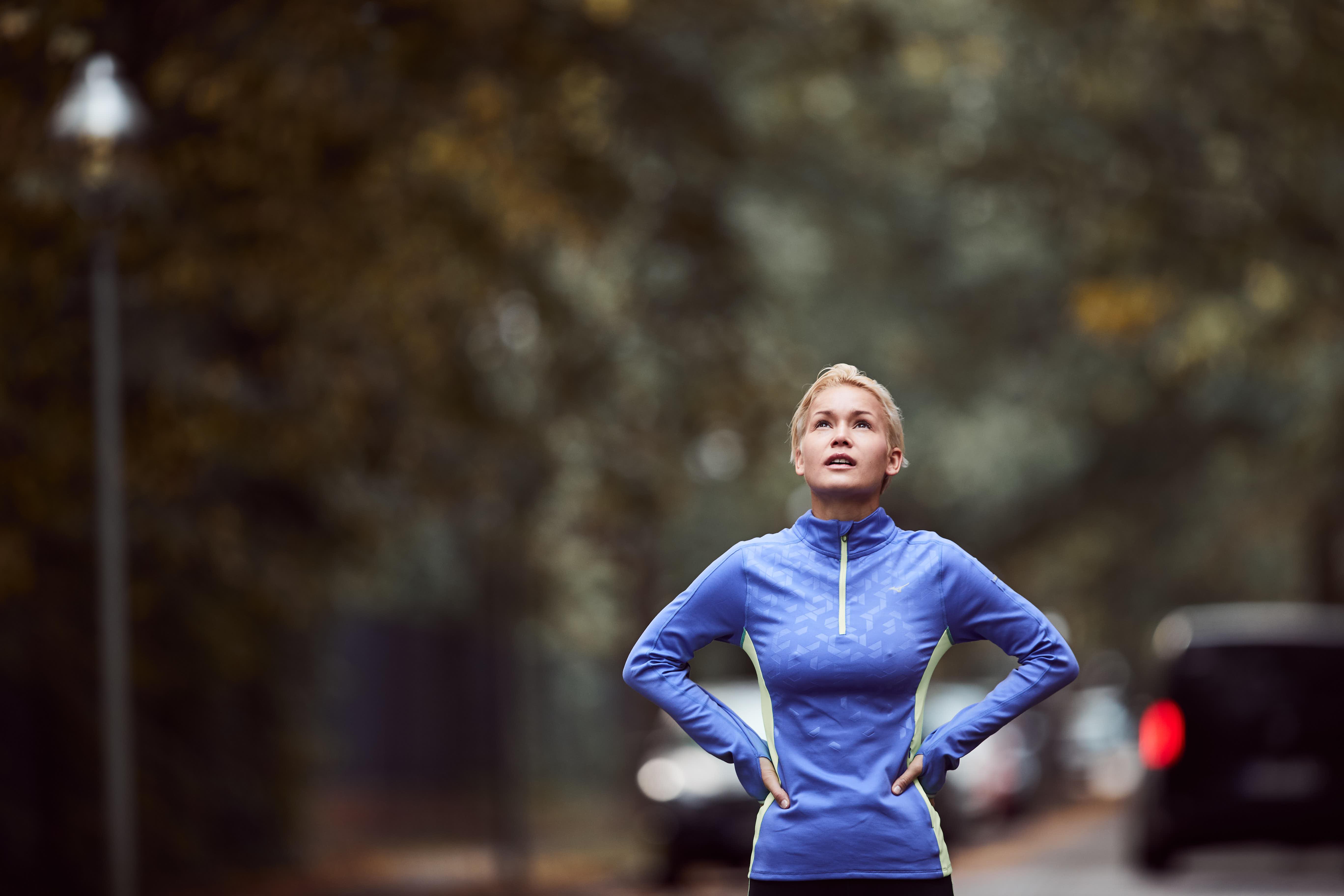 Běhat ještě den před závodem?