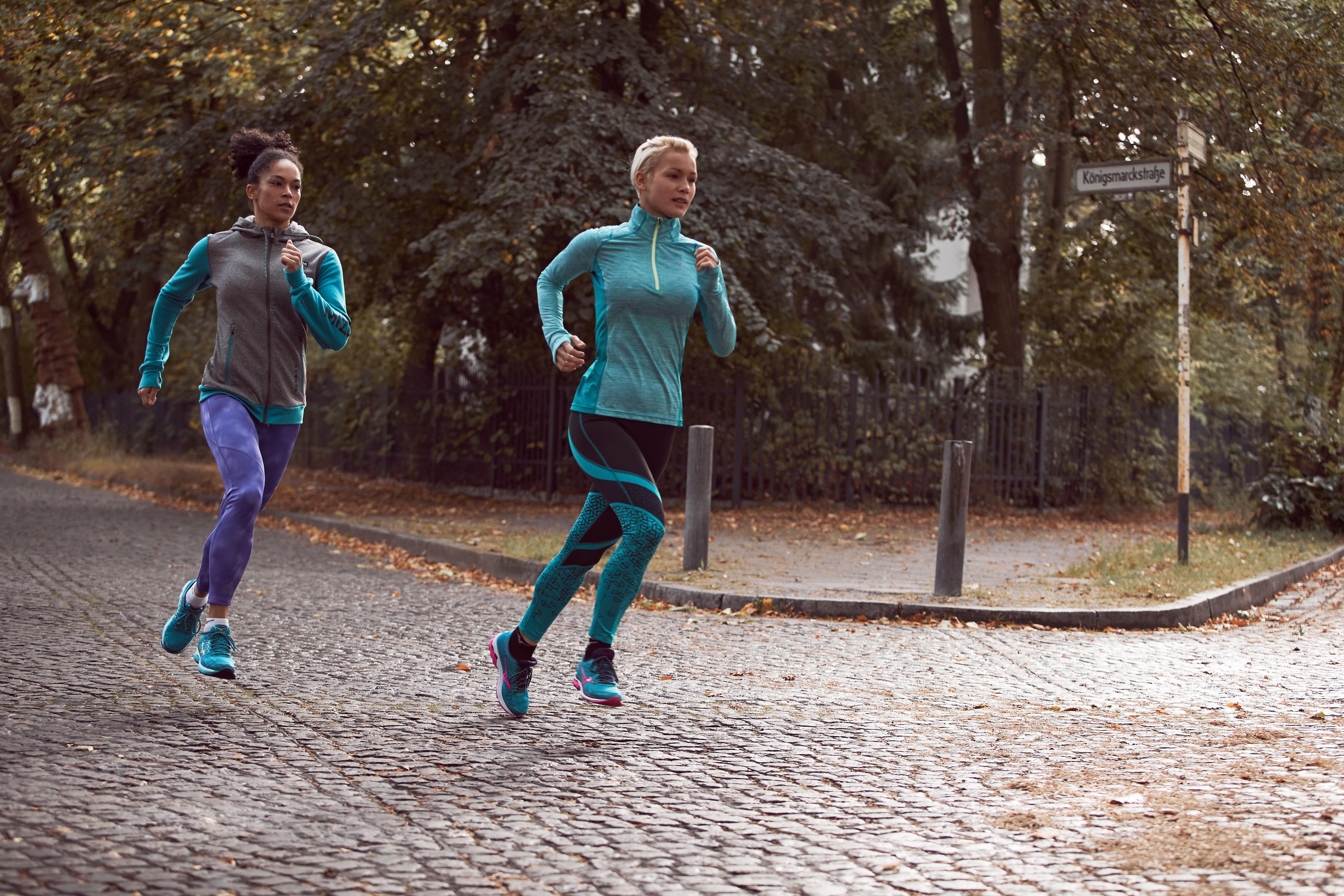 Správná technika běhu