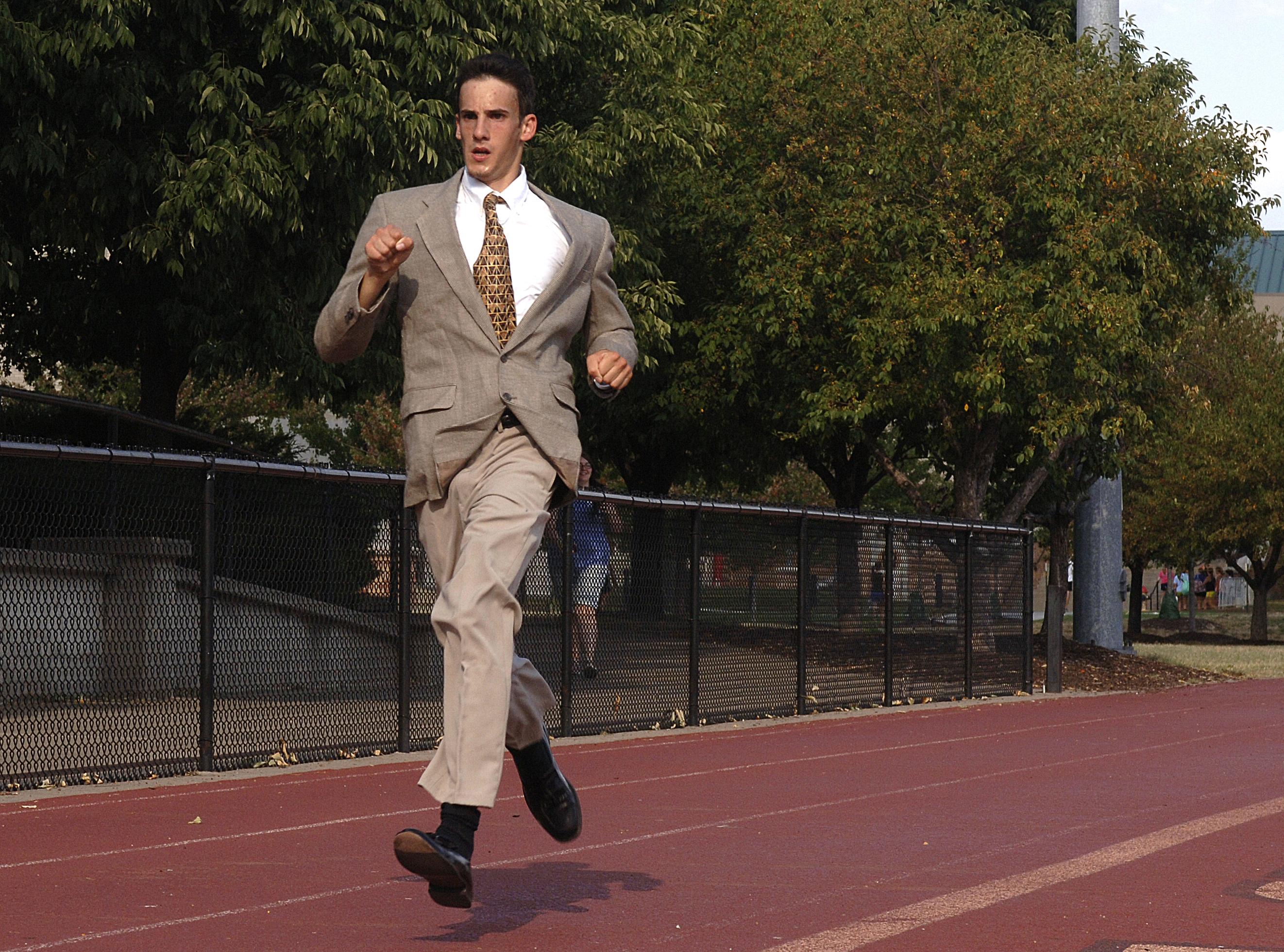 Zásady běžecké etikety ;)