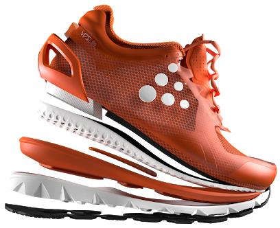 Recenze běžeckých bot Craft V175 Lite
