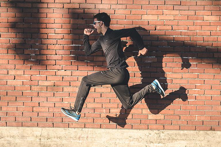 Běžecká rychlost v minutách na kilometr